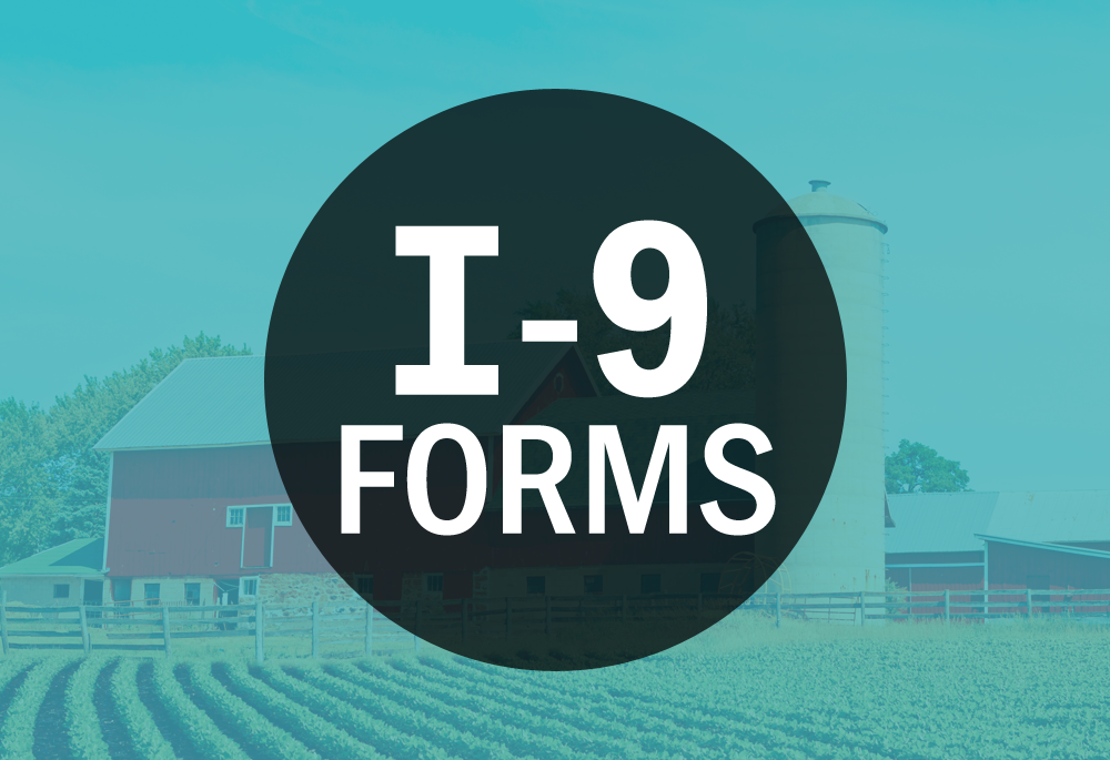 I9 Payroll Forms Farms Spanish