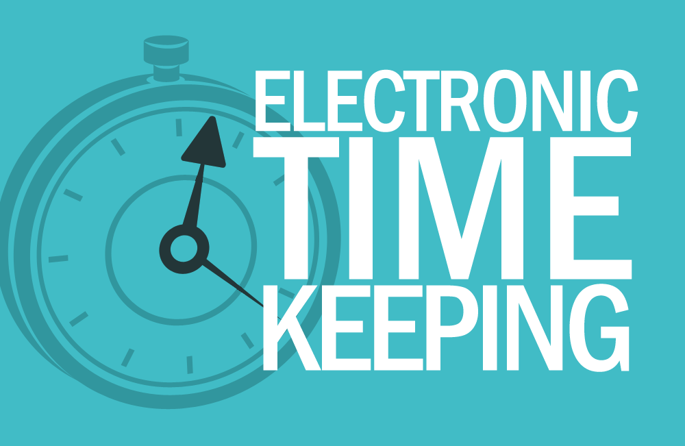 Benefits of Electronic Timekeeping Payroll Salary Wages
