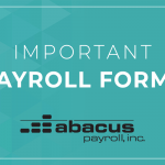 Important Payroll Tax Forms