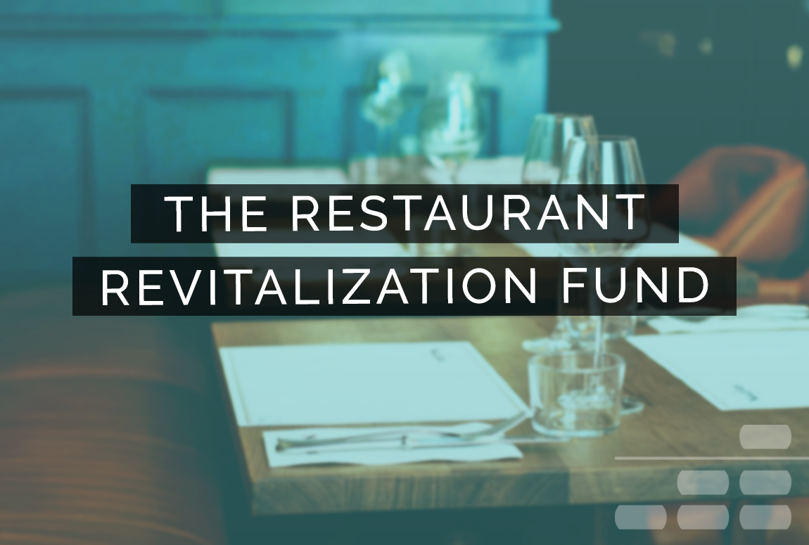 Restaurant Revitalization Fund Grant Application for Small Food and Beverage Businesses